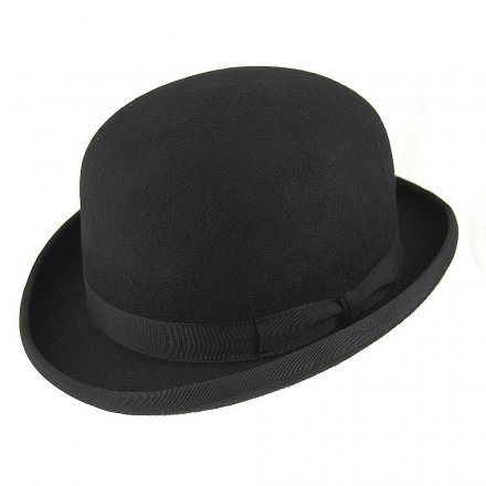 Hatut - English Bowler Hat (musta)