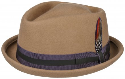 Hatut - Stetson Ecron Diamond Crown (beige)