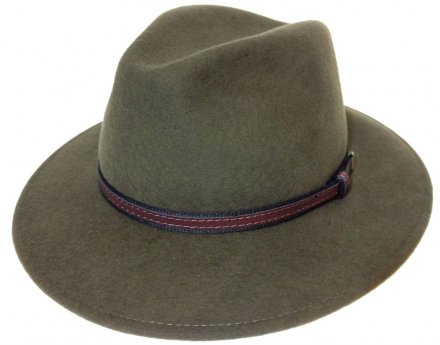 Hatut - Faustmann Lavello Pinch Crown (khaki)