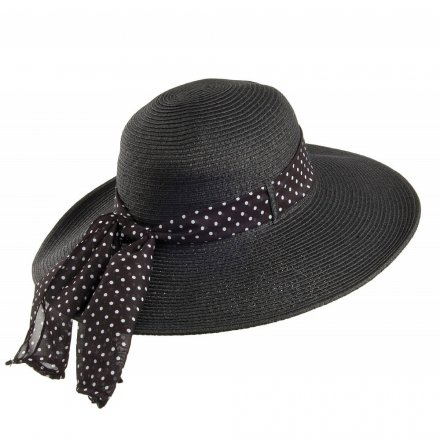 Hatut - Beachside Sun Hat (musta)