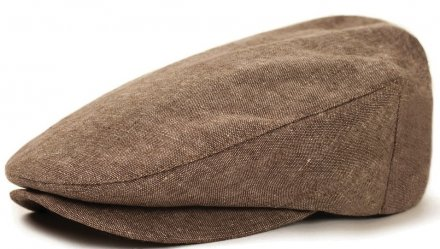 Flat cap - Brixton Barrel (shale brown)