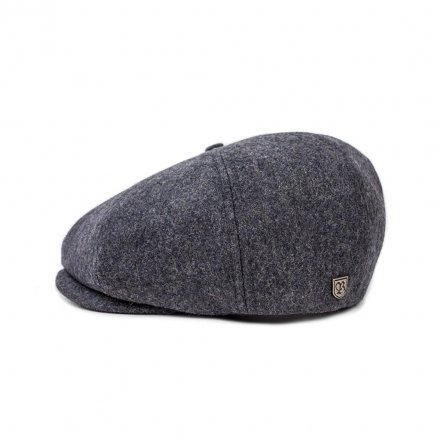 Flat cap - Brixton Brood (dark grey)