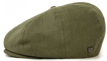 Flat cap - Brixton Brood (light olive)