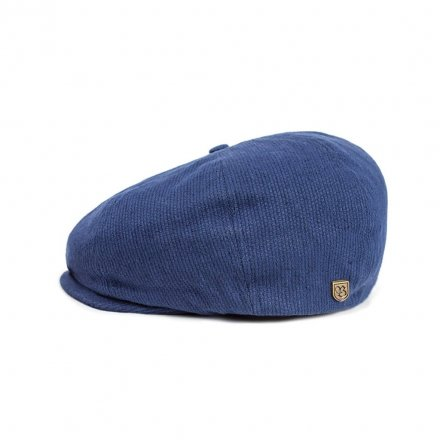 Flat cap - Brixton Brood (midnight navy)
