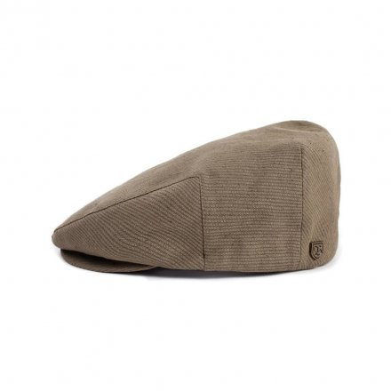 Flat cap - Brixton Hooligan (light olive)