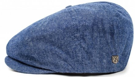 Flat cap - Brixton Brood (dark navy)
