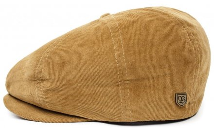 Flat cap - Brixton Brood (toffee)