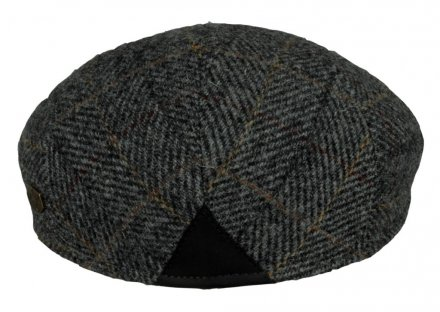 Flat cap - MJM Country Harris Tweed (harmaa)