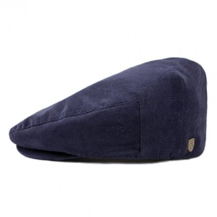 Flat cap - Brixton Hooligan (deep navy)