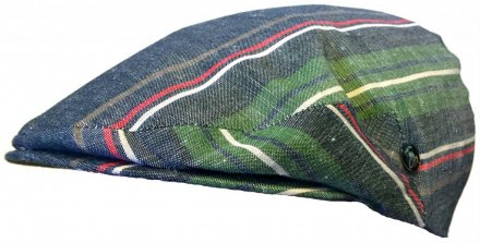 Flat cap - City Sport Caps Ronse (multi)