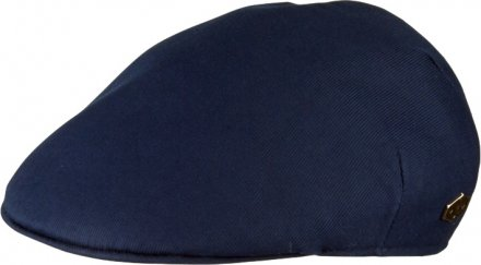 Flat cap - MJM Country Cotton (laivastonsininen)