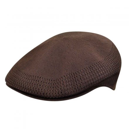 Flat cap - Kangol Tropic 504 Ventair (ruskea)