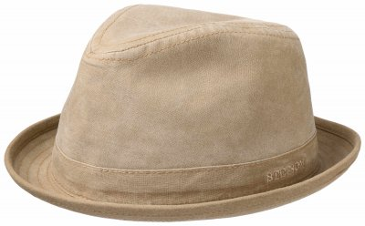 Hatut - Stetson Player Organic Cotton (beige)