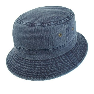 Hatut - Cotton Bucket Hat (sininen)