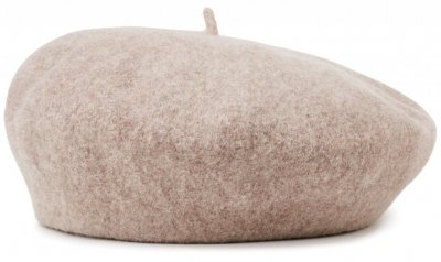 Baretti - Brixton Audrey Beret (heather natural)
