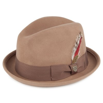 Hatut - Brixton Gain (tan/bronze)