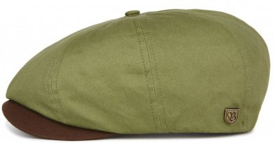 Flat cap - Brixton Brood (light olive/brown)