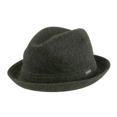 Hatut - Kangol Wool Player (harmaa)