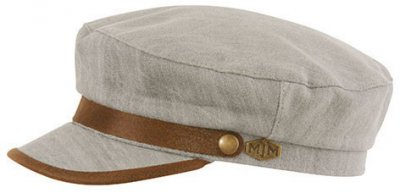 Fiddler cap - MJM Marines Cotton (harmaa)