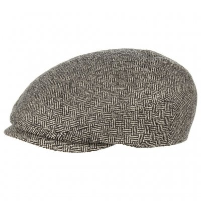 Flat cap - Stetson Woodfield Basket Weave